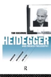 Heidegger and French Philosophy