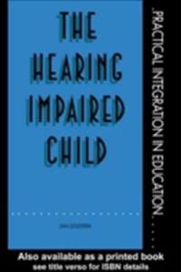 Hearing Impaired Child