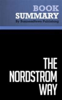Summary : The Nordstrom Way - Robert Spector & Patrick Mccarthy