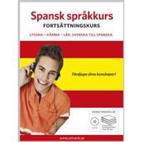 Spansk språkkurs. Fortsättningskurs