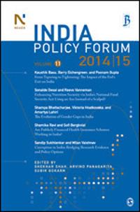 India Policy Forum 2014-15