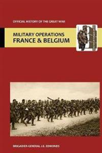 France and Belgium 1915.Vol II