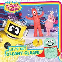 Let's Get Cleany-Clean!