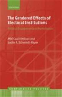 Gendered Effects of Electoral Institutions