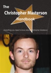 Christopher Masterson Handbook - Everything you need to know about Christopher Masterson