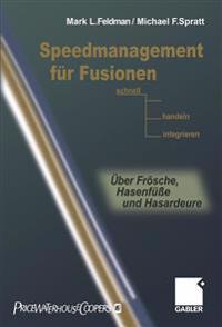Speedmanagement Fur Fusionen