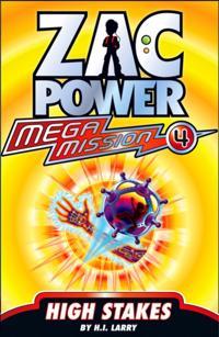 Zac Power Mega Mission #4