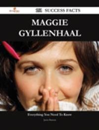 Maggie Gyllenhaal 151 Success Facts - Everything you need to know about Maggie Gyllenhaal