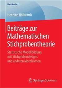 Beitr ge Zur Mathematischen Stichprobentheorie