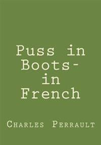Puss in Boots- In French