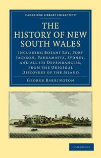 The History of New South Wales