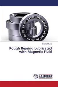 Rough Bearing Lubricated with Magnetic Fluid