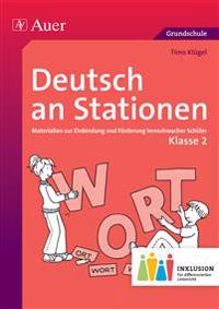 Deutsch an Stationen 2 Inklusion