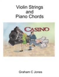 Violin Strings and Piano Chords