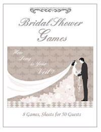 Bridal Shower: Games