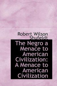 The Negro a Menace to American Civilization