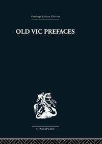 Old Vic Prefaces
