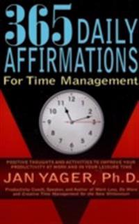 365 Daily Affirmations for Time Management