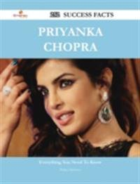 Priyanka Chopra 252 Success Facts - Everything you need to know about Priyanka Chopra
