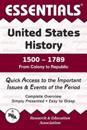 United States History 1500-1789