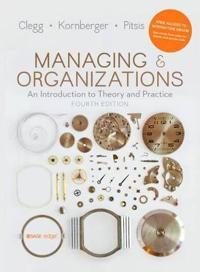 Managing & Organizations