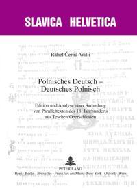 Polnisches Deutsch - Deutsches Polnisch