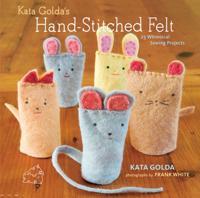 Kata Golda's Hand-Stitched Felt