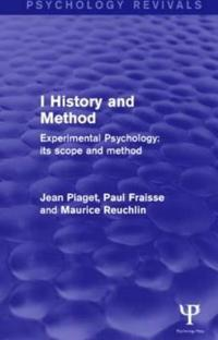Experimental Psychology Its Scope and Method