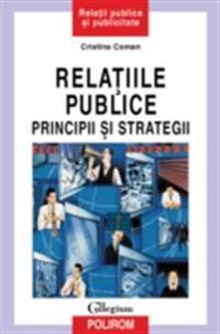 Relatiile publice: principii si strategii