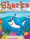 Sharks Coloring Fun