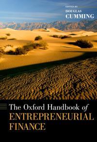 Oxford Handbook of Entrepreneurial Finance