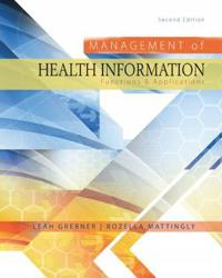 Management of Health Information