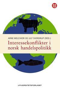 Interessekonflikter i norsk handelspolitikk -  pdf epub
