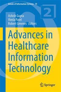 Advances in Healthcare Informatics and Analytics
