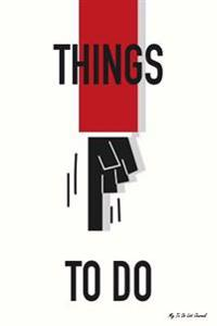 My to Do List Journal: Things to Do, 6 X 9, 100 Days, to Do List Planner