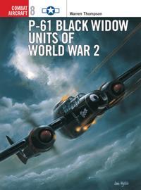 P-61 Black Widow Units of World War 2