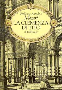 La Clemenza Di Tito in Full Score
