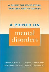 Primer on Mental Disorders