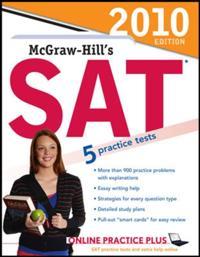 McGraw-Hill's SAT, 2010 Edition