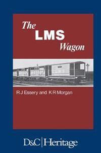 London, Midland and Scottish Railway Wagon