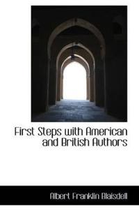 First Steps With American and British Authors