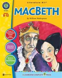 Macbeth - Literature Kit Gr. 9-12
