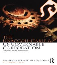 Unaccountable & Ungovernable Corporation