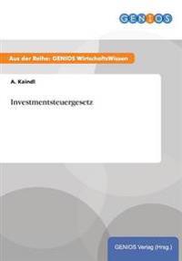 Investmentsteuergesetz
