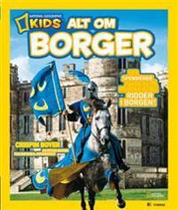 Alt om borger; National Geographic kids - Crispin Boyer   Inprintwriters.org