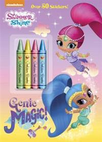 Genie Magic! (Shimmer and Shine)