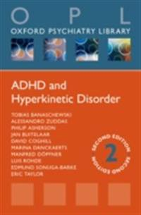 ADHD and Hyperkinetic Disorder