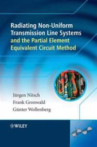 Radiating Nonuniform Transmission-Line Systems and the Partial Element Equivalent Circuit Method
