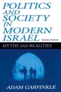 Politics and Society in Modern Israel