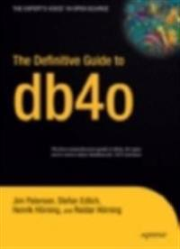 Definitive Guide to db4o